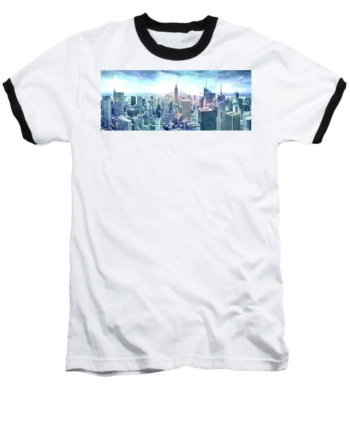 New York Fairytales Baseball T-Shirt