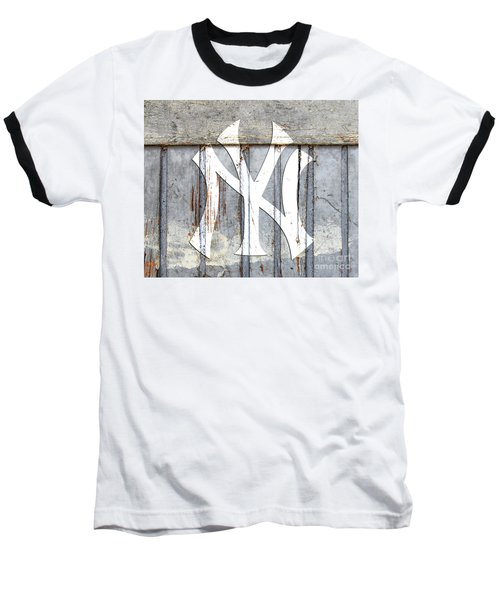 New York Yankees Rustic 2 Baseball T-Shirt