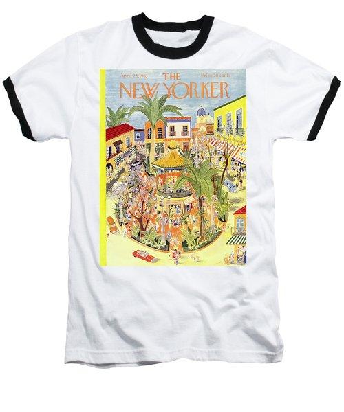New Yorker April 25 1953 Baseball T-Shirt