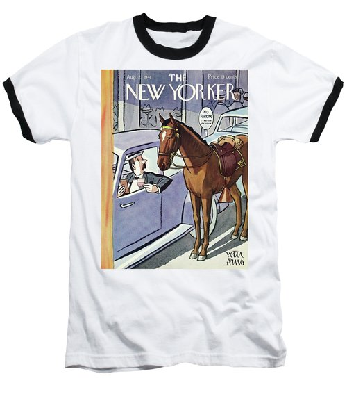 New Yorker August 2 1941 Baseball T-Shirt