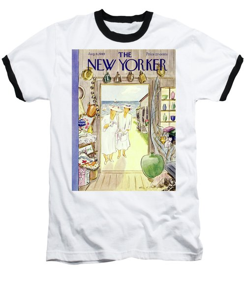 New Yorker August 6 1949 Baseball T-Shirt