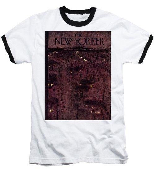 New Yorker February 6 1954 Baseball T-Shirt