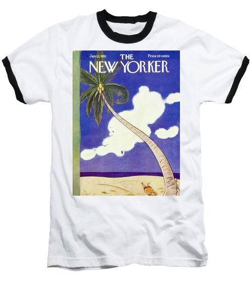 New Yorker January 12 1952 Baseball T-Shirt