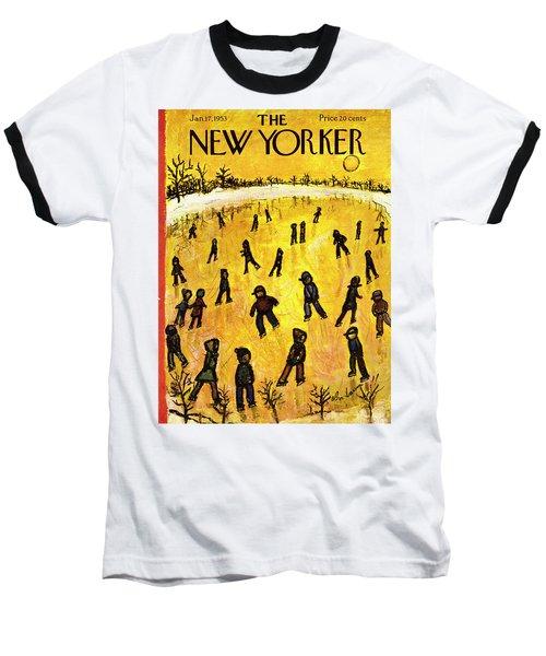New Yorker January 17 1953 Baseball T-Shirt