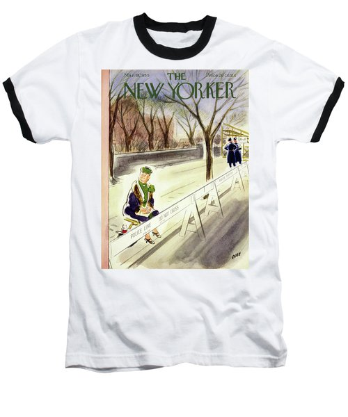 New Yorker March 18 1950 Baseball T-Shirt