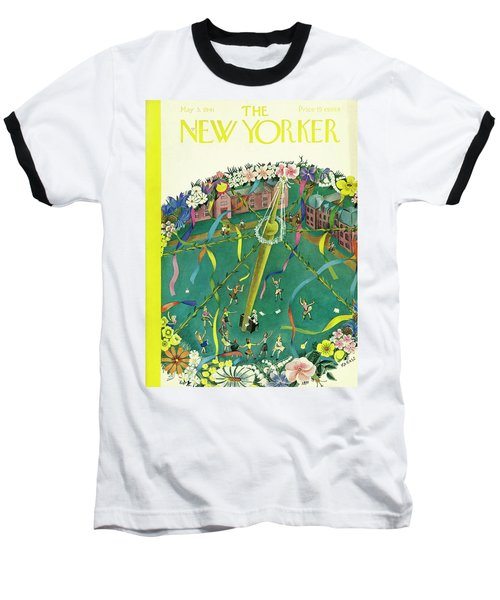 New Yorker May 3 1941 Baseball T-Shirt