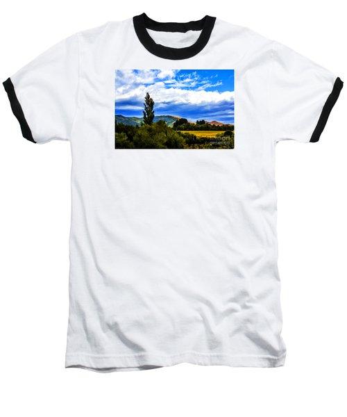 New Zealand Legacy Baseball T-Shirt