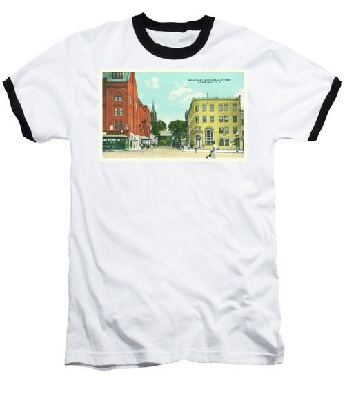 Newburgh Broadway - 10 Baseball T-Shirt