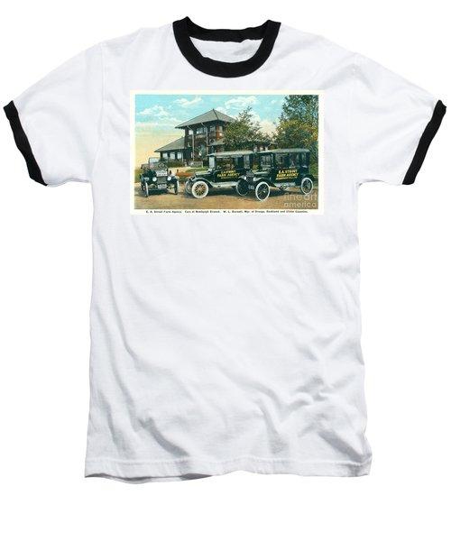 Newburgh Downing Park - 22 Baseball T-Shirt