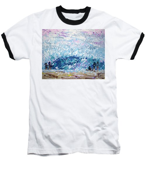Newport Wedge Baseball T-Shirt