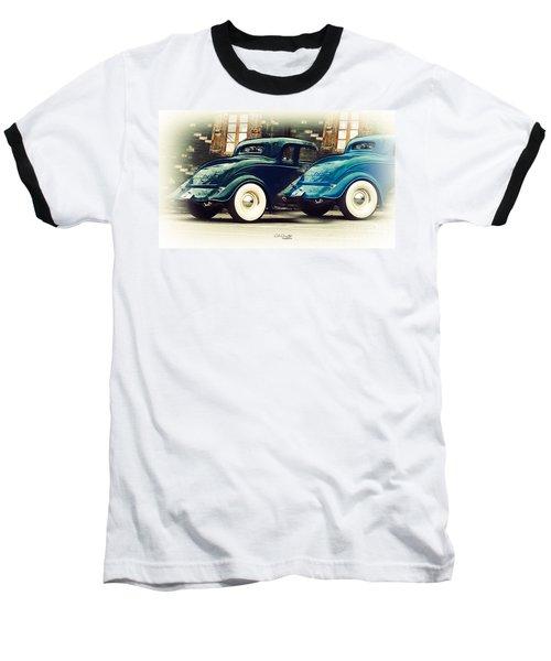 Nice Wheels Baseball T-Shirt