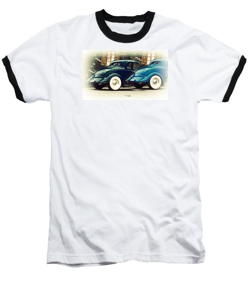 Nice Wheels Baseball T-Shirt