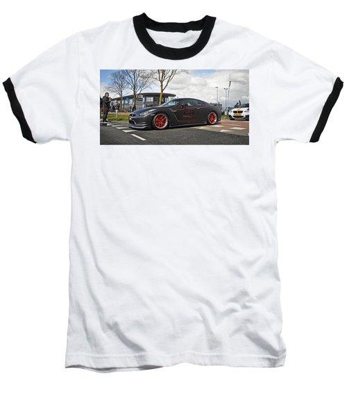 Nissan Gt-r Baseball T-Shirt