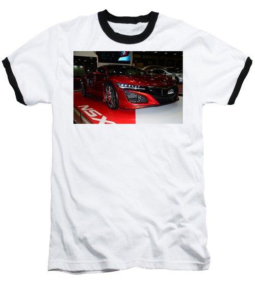 Honda Nsx Baseball T-Shirt