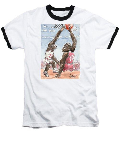 No No No Baseball T-Shirt