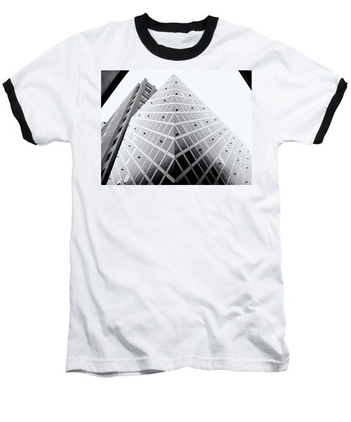 Baseball T-Shirt featuring the photograph Non-pyramidal by Wayne Sherriff