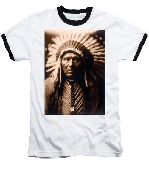 North American Indian Series 2 Baseball T-Shirt