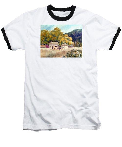 North Carolina Foothills Baseball T-Shirt by Jim Phillips