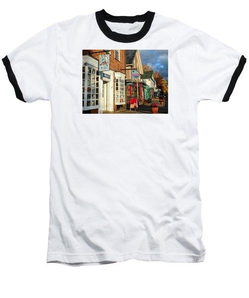 North Conway Village 2 Baseball T-Shirt