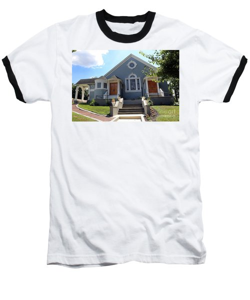 North Shore Assembly Of God Church Baseball T-Shirt