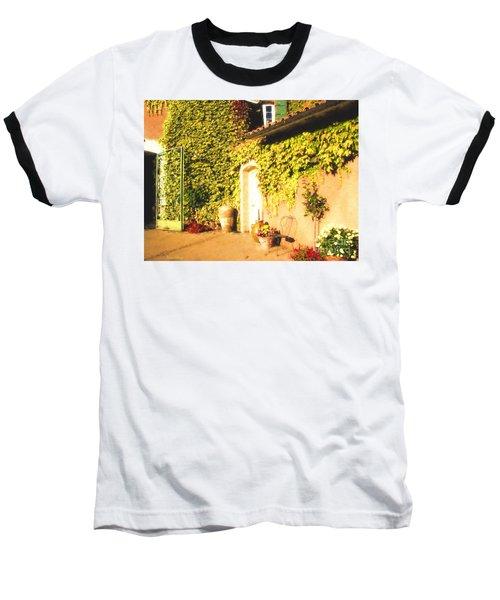 Northern California Winery Baseball T-Shirt