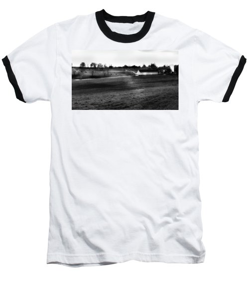 Baseball T-Shirt featuring the photograph Northfield 2016 by Bill Wakeley