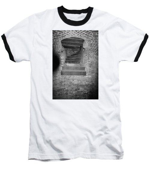 Nowhere Stair Baseball T-Shirt
