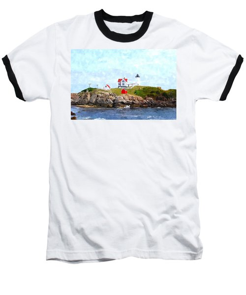 Nubble Light Nlwc Baseball T-Shirt