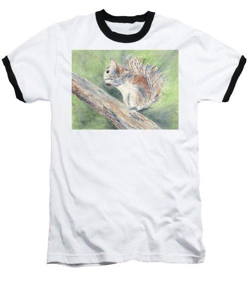 Nut Job Baseball T-Shirt
