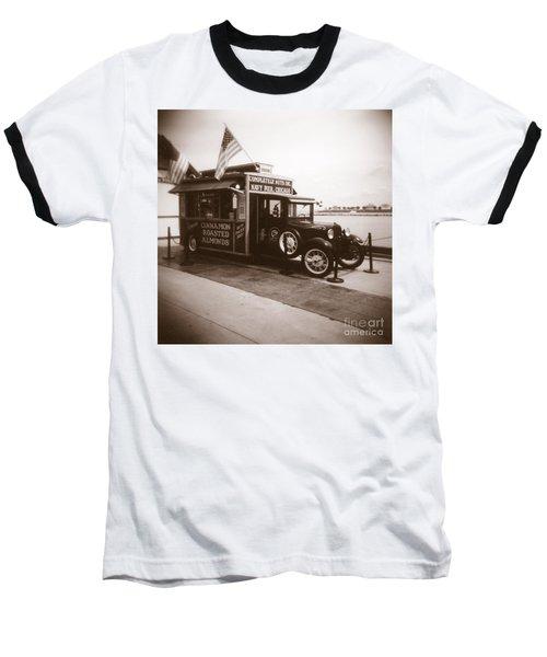 Nuts To You Baseball T-Shirt
