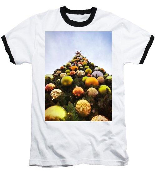 O Christmas Tree Baseball T-Shirt