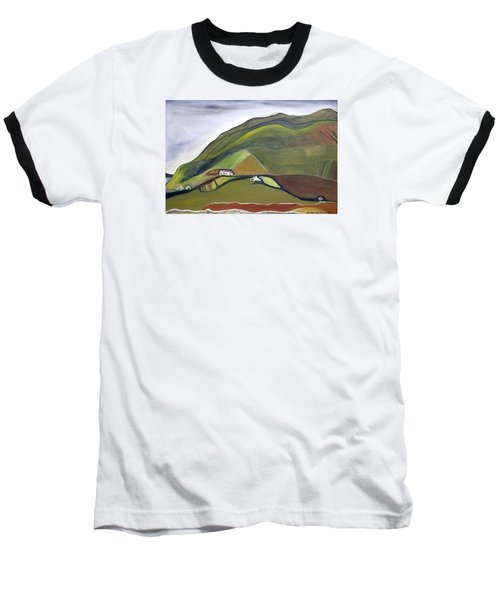 O Mountains That You Skip Baseball T-Shirt
