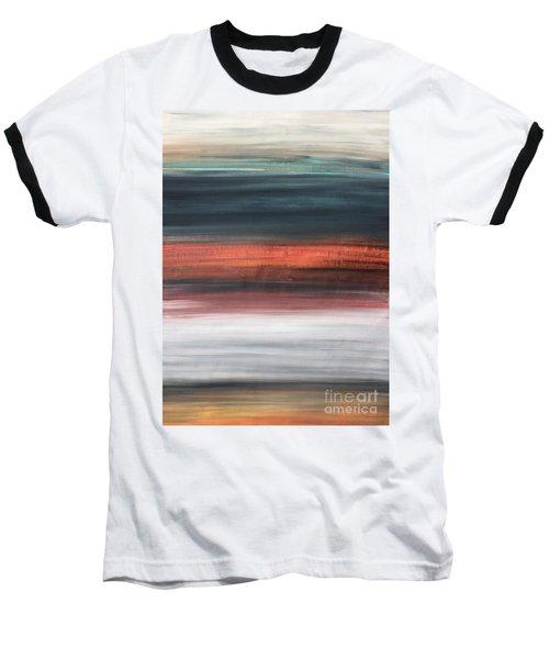 Oak Creek #30 Southwest Landscape Original Fine Art Acrylic On Canvas Baseball T-Shirt