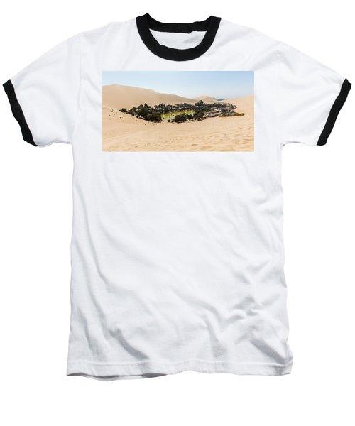 Oasis De Huacachina Baseball T-Shirt