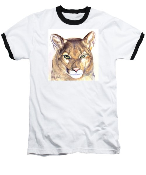 October Lion Baseball T-Shirt