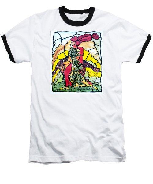 Of The Earth Baseball T-Shirt