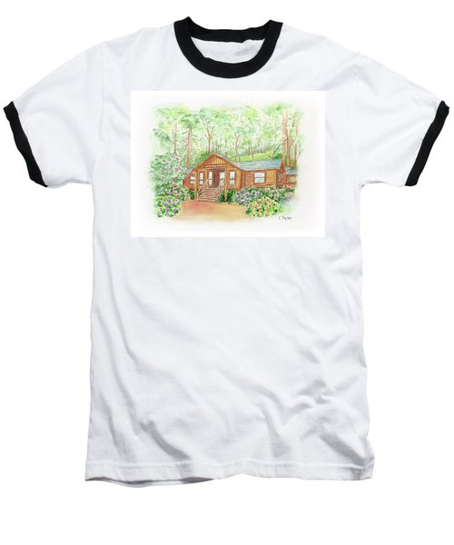 Office In The Park Baseball T-Shirt