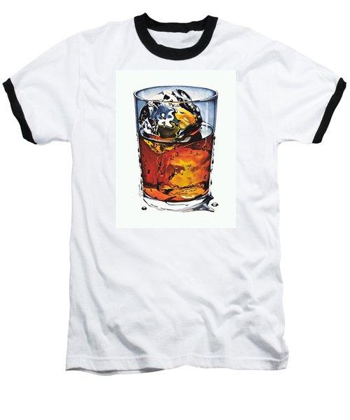 Oh My Gouache Baseball T-Shirt