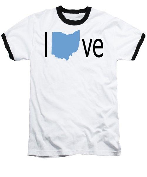 Ohio Love Baseball T-Shirt