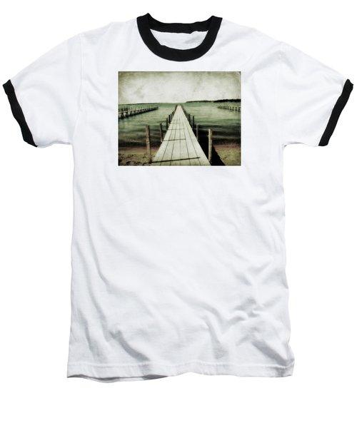Okoboji Docks Baseball T-Shirt