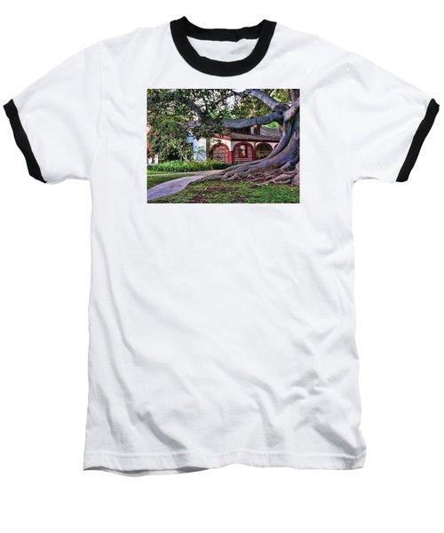 Old Adobe Baseball T-Shirt