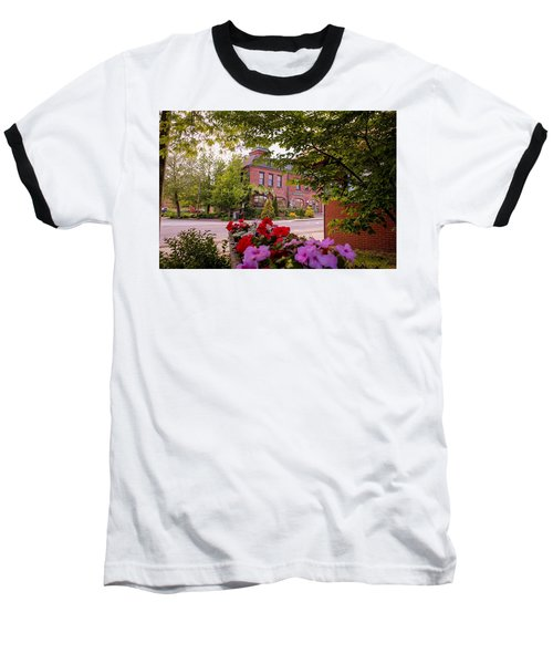 Old Fire Station Easthampton, Ma Baseball T-Shirt