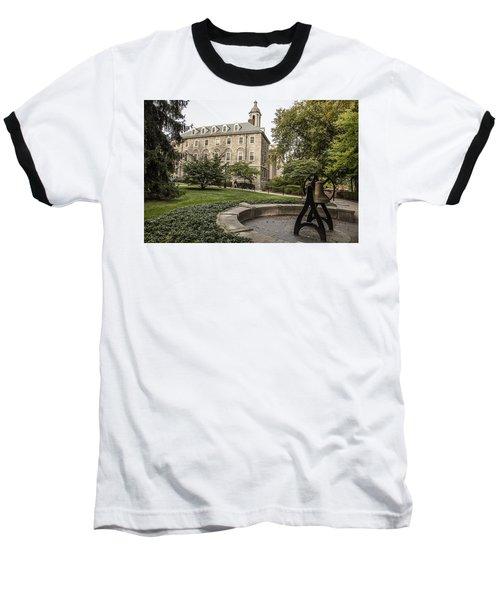 Old Main Penn State Bell  Baseball T-Shirt