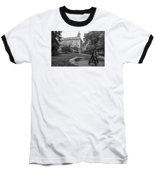 Old Main Penn State University  Baseball T-Shirt by John McGraw