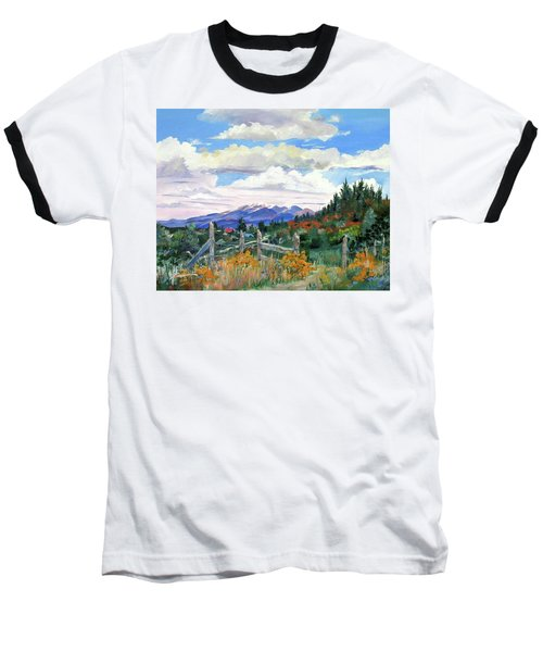 Old North Fence-in Colorado Baseball T-Shirt