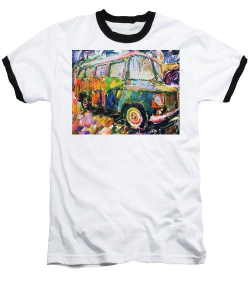 Old Paint Car Baseball T-Shirt
