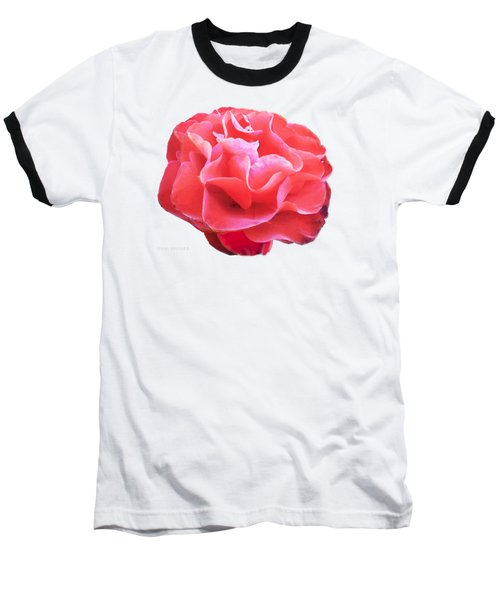 Old Rose Baseball T-Shirt