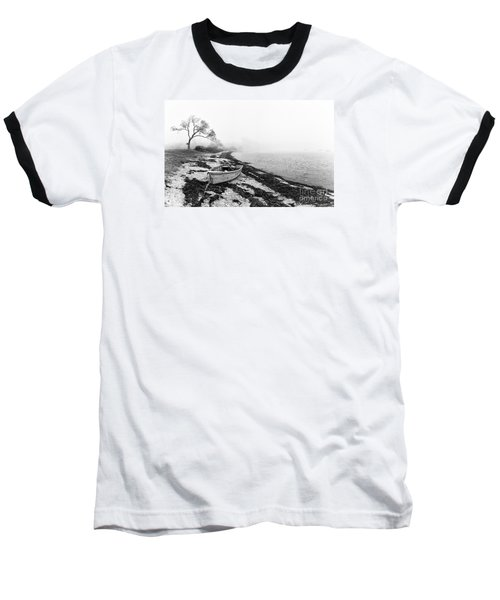 Old Rowing Boat Baseball T-Shirt