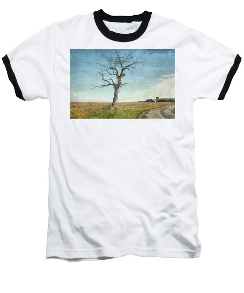 Old Tree  Baseball T-Shirt