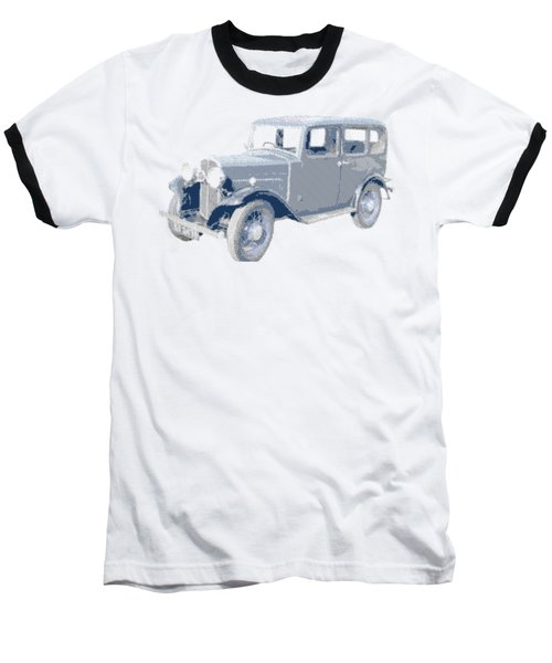 Oldtimer - Hatching Parallel Baseball T-Shirt